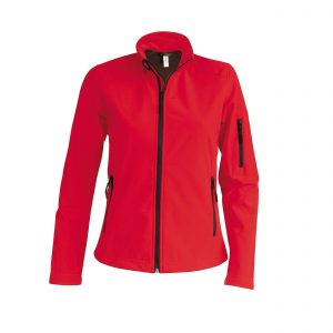 Heren Softshell Jas K401