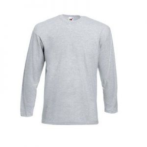 Longsleeve T-Shirt Valueweight