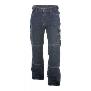 Knoxville Stretch Jeans met Kniezakken