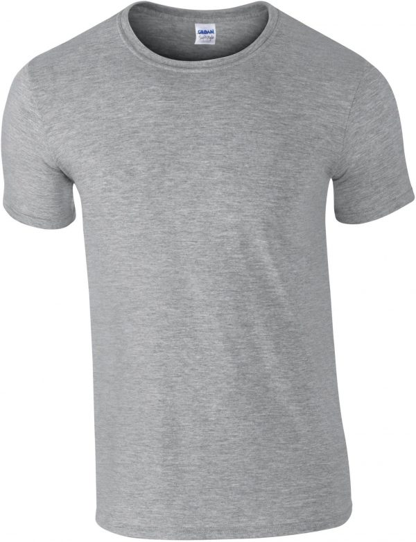 Softstyle Euro Fit T-Shirt Heren