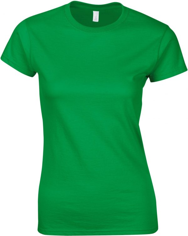 Softstyle Fitted T-Shirt Dames