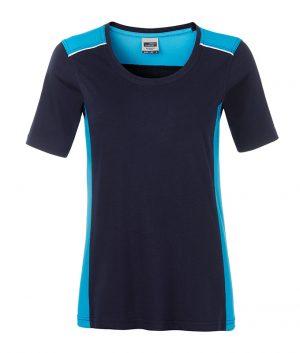 J&W Automotive Ladies Workwear T-Shirt