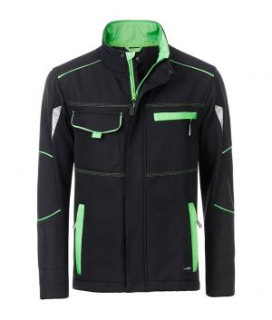 J&W Automotive Workwear Softshell Jacket