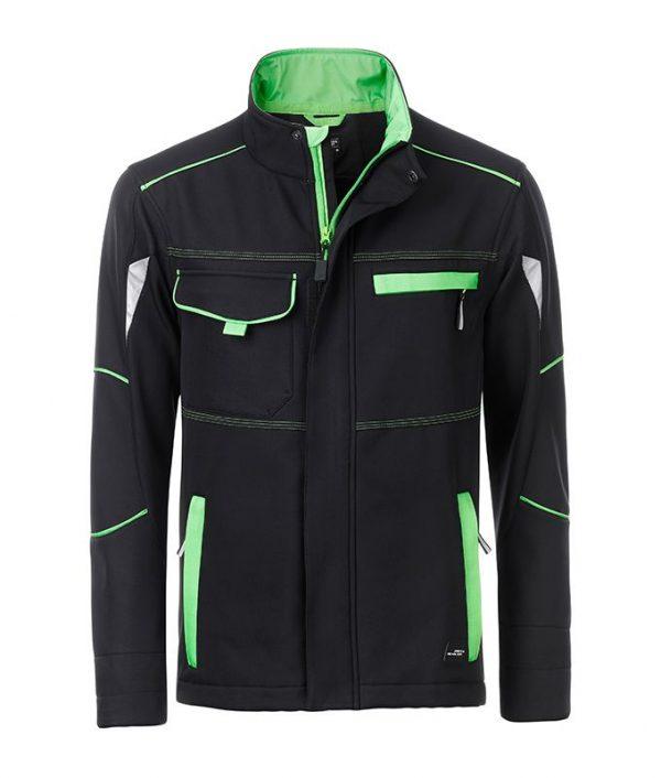 J&W Automotive Workwear Softshell Jacket