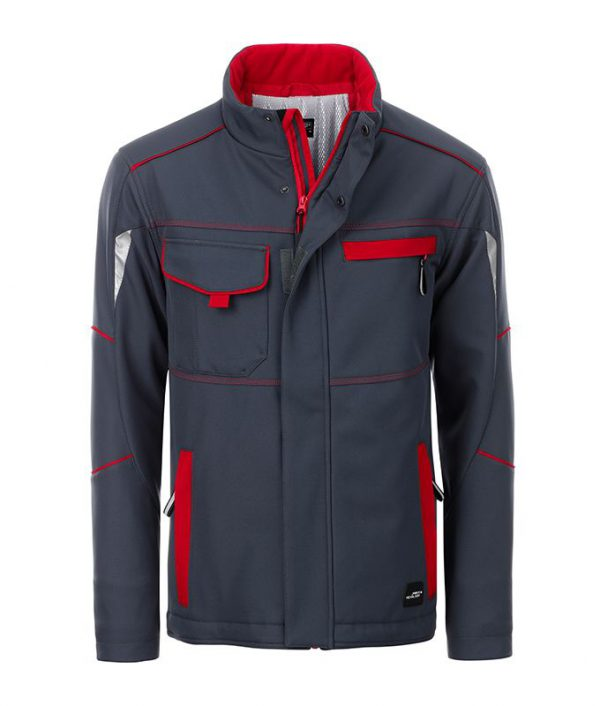 J&W Automotive Softshell Padded Jacket