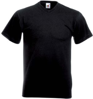 Fruit of the Loom Valueweight V-neck