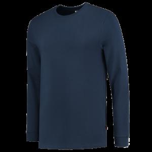 Tricorp T-Shirt Lange Mouw Met Boord 60°C Wasbaar